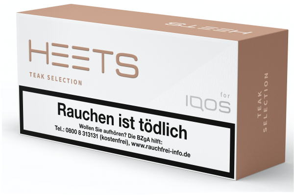 IQOS Heets Teak Selection