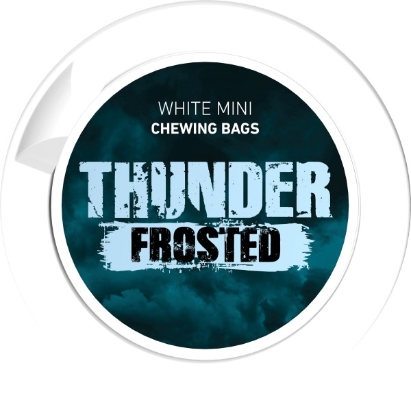 Thunder Frosted White Mini