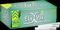 Elixyr+ Menthol Filterhülsen