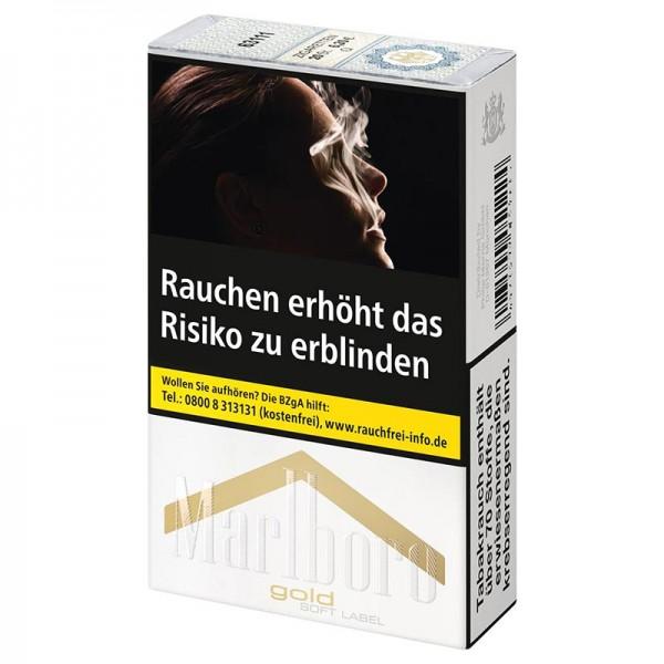 Marlboro Gold Soft Zigaretten