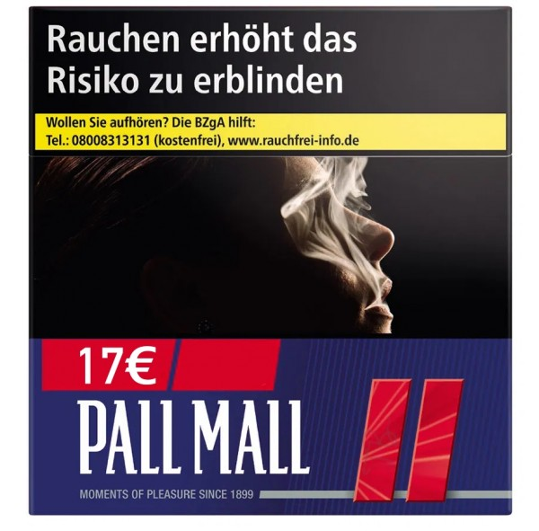 Pall Mall Red 6XL