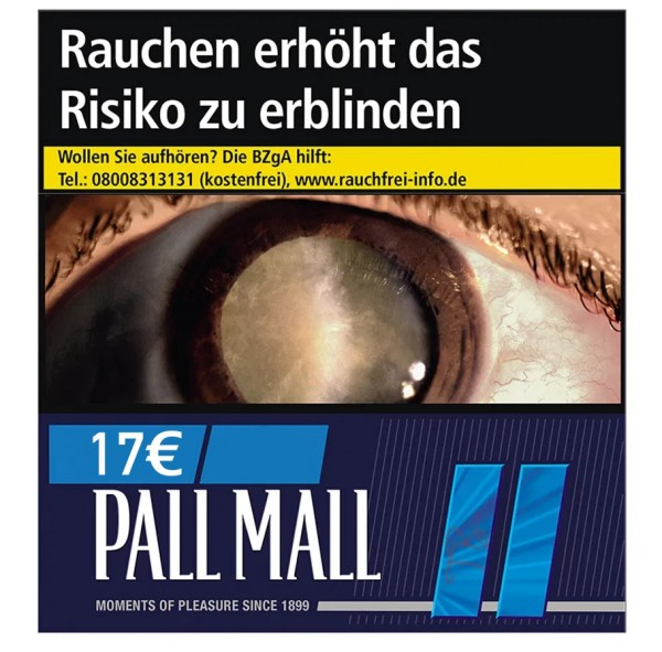 Pall Mall Blue 6XL