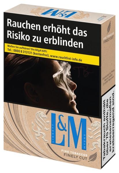L&M Simply Blue XL
