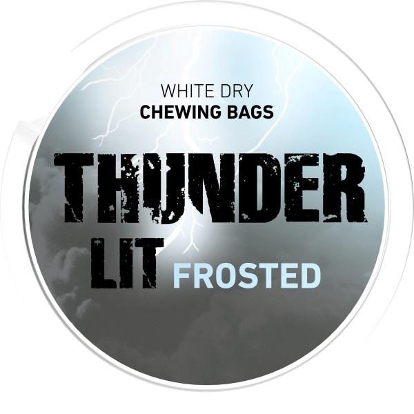 Thunder LIT Frosted White Dry