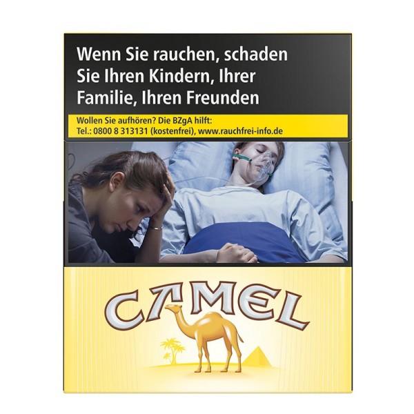 Camel Yellow XL