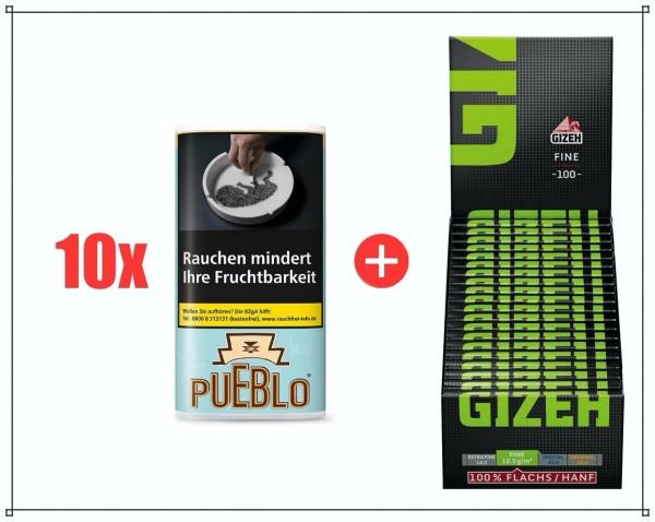 Pueblo Blue + Gizeh SPEZIALANGEBOT