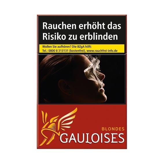 Gauloises Rot L Zigaretten