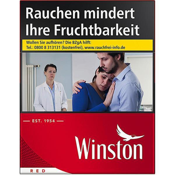 Winston Red 2XL