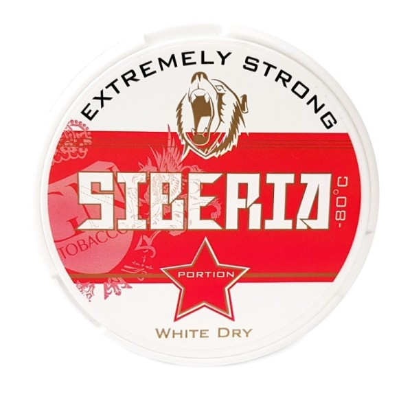 Siberia Extremely Strong White Dry