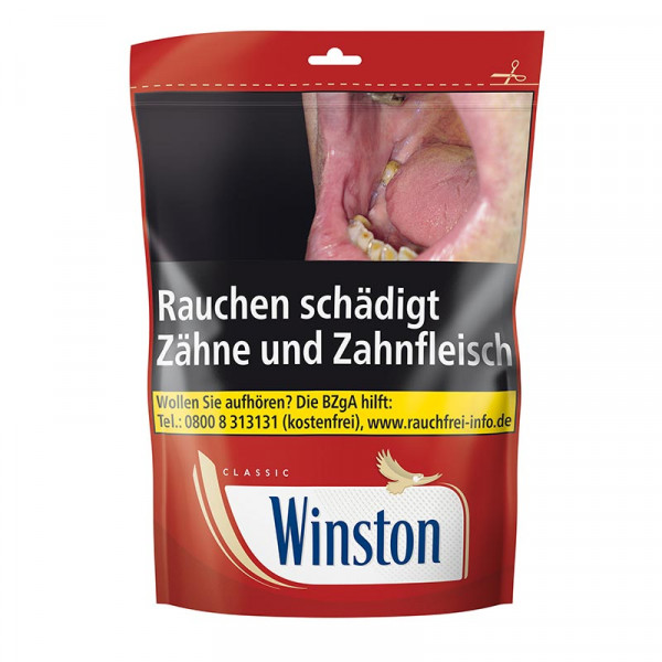 Winston Volumen Red XL