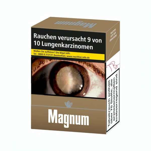 Magnum Gold Maxi Pack Zigaretten