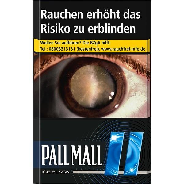 Pall Mall Ice Black