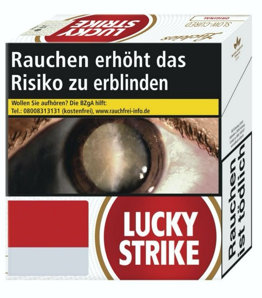 Lucky Strike Red SUPER