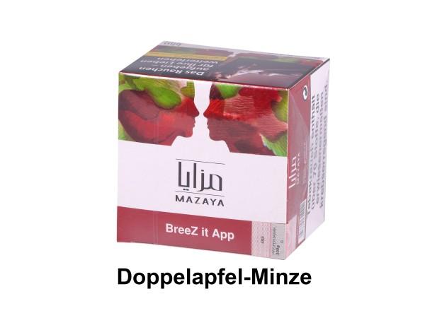 Mazaya Doppelapfel-Minze