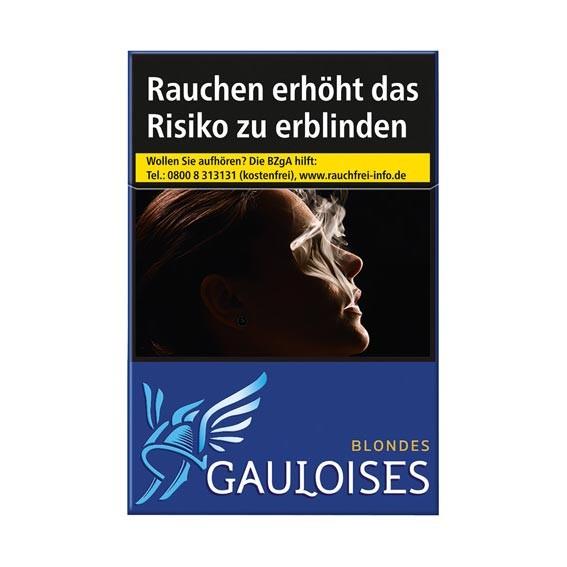 Gauloises Blau L Zigaretten