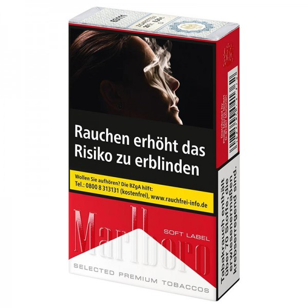 Marlboro Red Soft Zigaretten