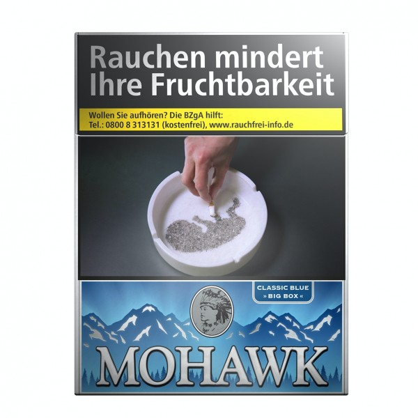 Mohawk Blue Big
