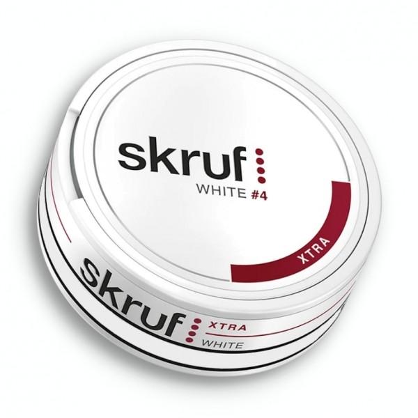 skruf Xtra White #4