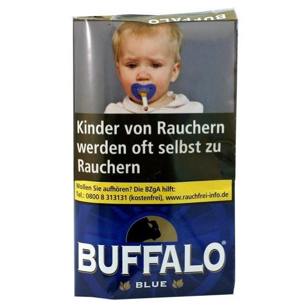 Buffalo Halfzware Blue Tabak