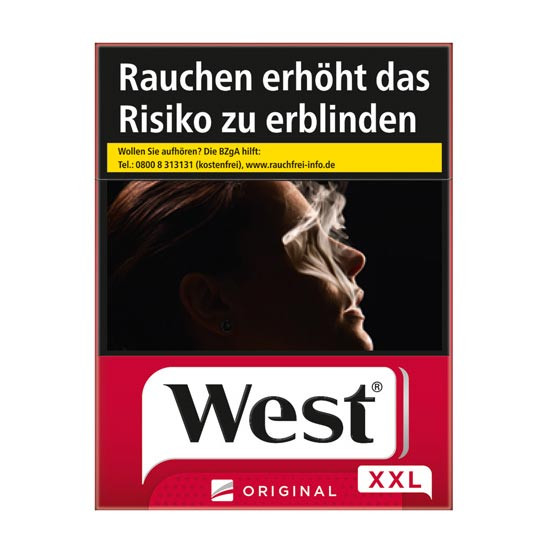 West Red XXL