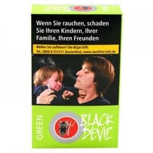 Black Devil Green