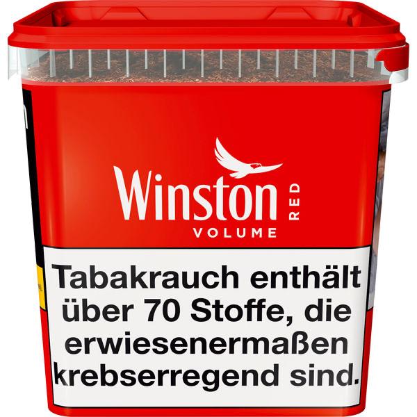 Winston Volumen Tabak Megabox