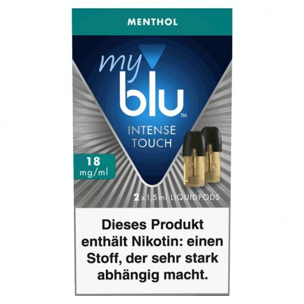 myblu Intense Touch Menthol (18mg/ml)