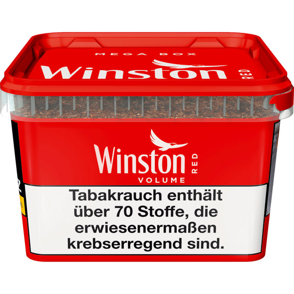 Winston Vol Red Mega Box