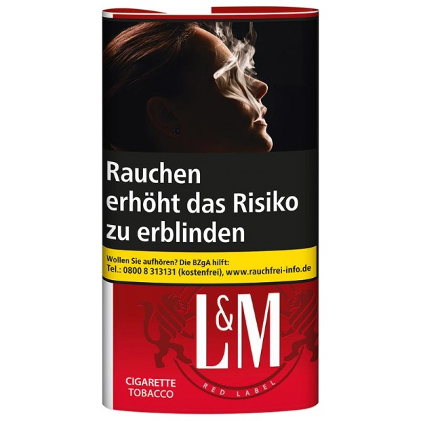 L&M Red Drehtabak