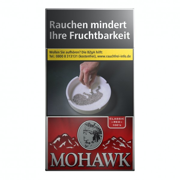 Mohawk Red 100