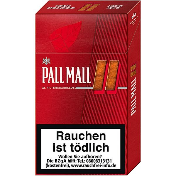 Pall Mall Red Filterzigarillos
