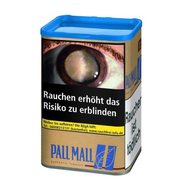 Pall Mall Authentic Blue XL Dose   Alle Sorten   Stopftabak   Tabak Barthel
