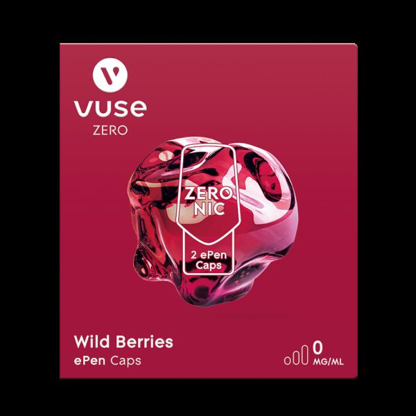 Vuse ePen Caps - Wild Berries