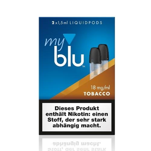 Myblu Tobacco Liquidpod 18mg