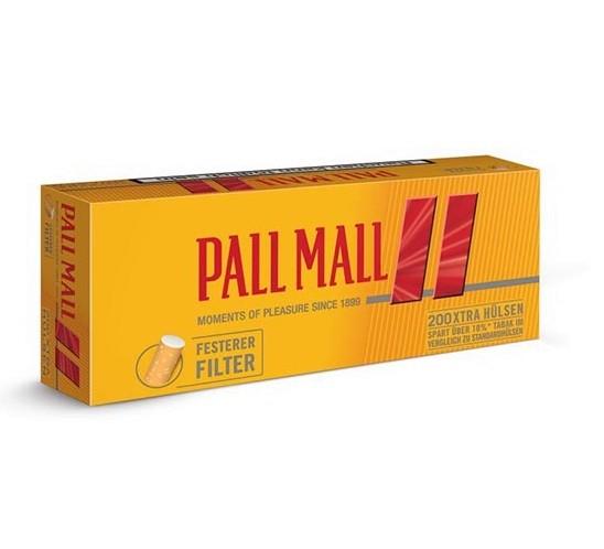 Pall Mall Allround Full Flavour XTRA Hülsen