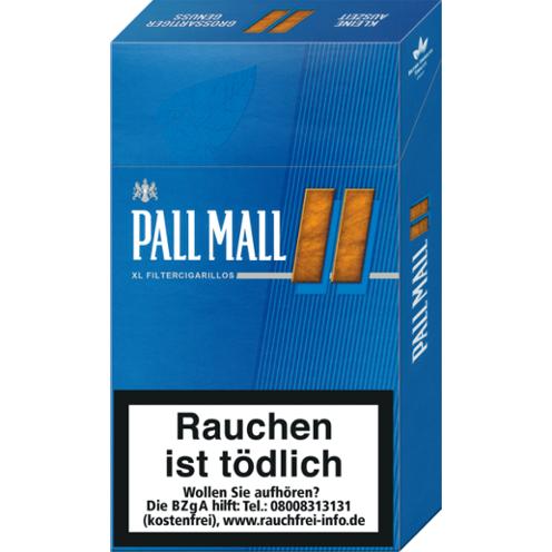 Pall Mall Blue Filterzigarillos
