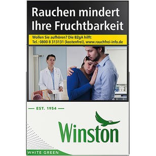 Winston White Green