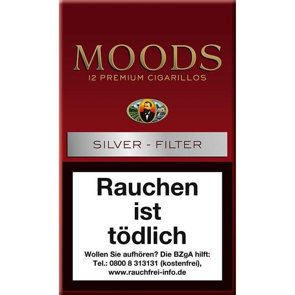 Dannemann Modds Silver-Filter