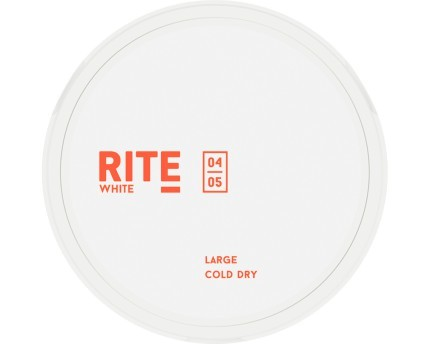 RITE Cold Dry Large White