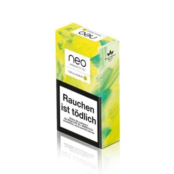 Neo Sticks - Yellow Switch