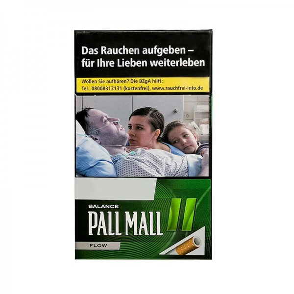 Pall Mall Menthol Flow- RESTBESTAND