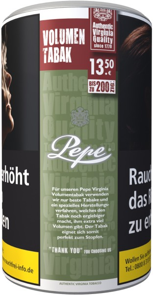 Pepe Rich Green Vol Dose