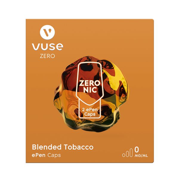 Vuse ePen Caps - Blended Tobacco