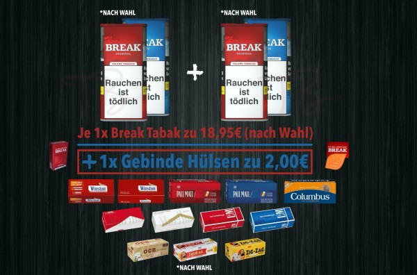 BREAK Angebotspaket #1