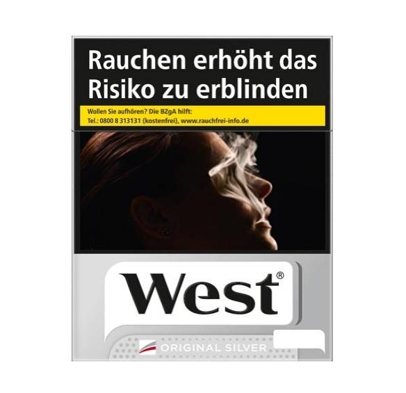 West Silver XXXL