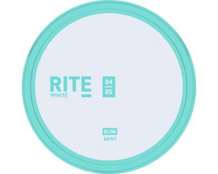 RITE Mint Slim White