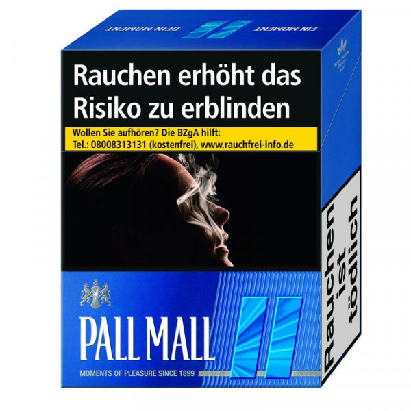 Pall Mall Blue Giga