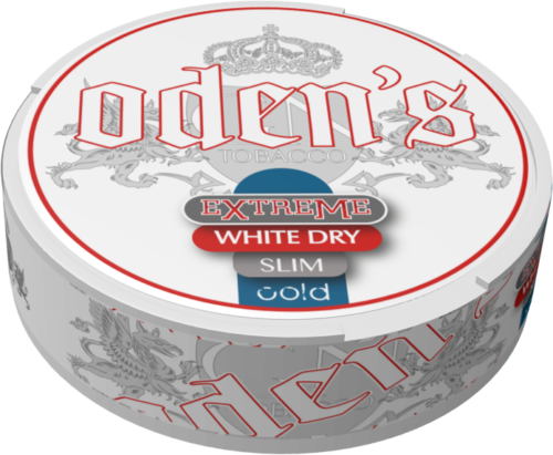 Oden's Cold Dry Slim Extreme Whity Dry