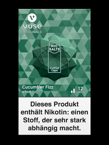 Vuse ePod Caps Cucumber Fizz