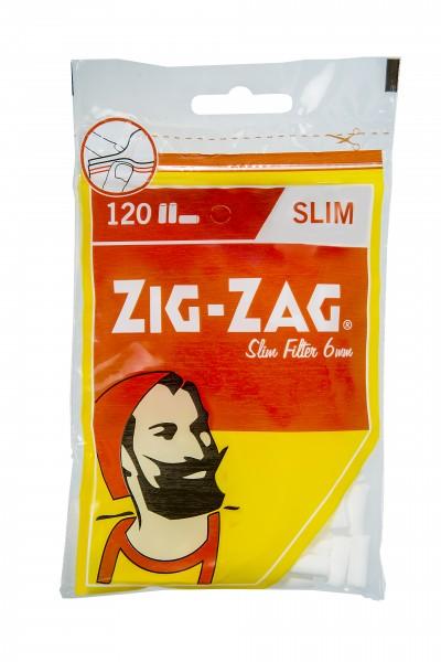 ZigZag Drehfilter Slim 6mm